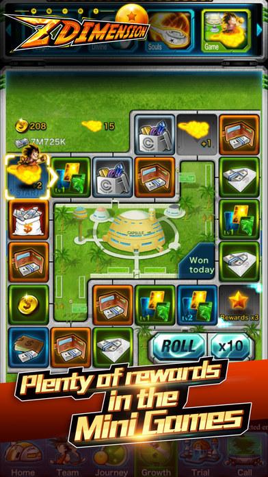Z Dimension Saga screenshot 4