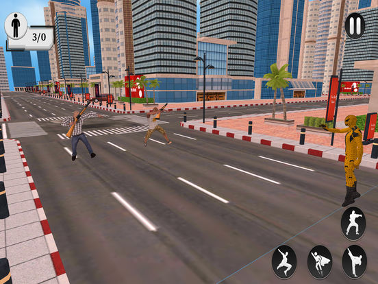 Spider Hero: Rescue Operations screenshot 4