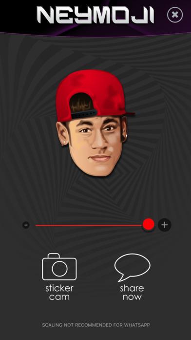Neymoji - Official Neymar Stickers screenshot 5
