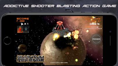 Quantum Revenge Lite screenshot 4