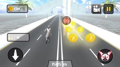 Kitty Cat Rush 3D Game screenshot 2
