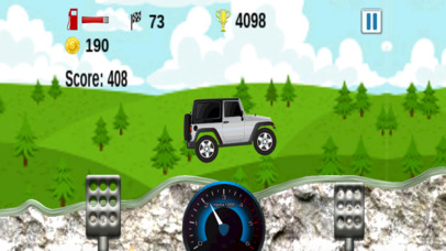 Up Hill Racing: Car Climbing screenshot 4