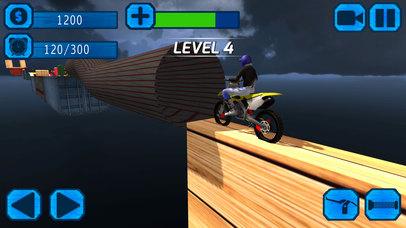 Impossible Motor Bike Tracks screenshot 2