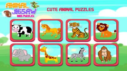 Animal Jigsaw Kids Puzzle Pro screenshot 2