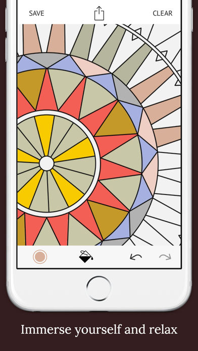 download World Mandalas:  Colouring for Mindfulness apps 1