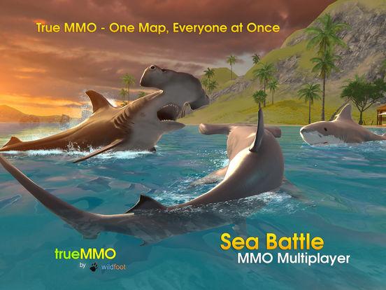 Sea Battle MMO Multiplayer screenshot 6