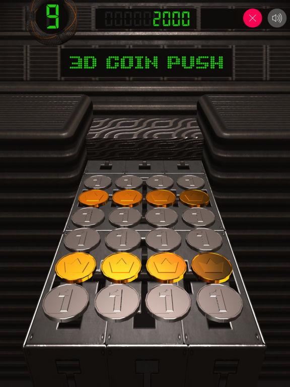 3D Coin Push screenshot 4