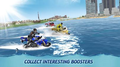 Surfing Bike Water Wave Racing screenshot 3
