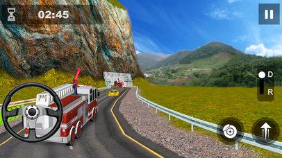 Fire Fighter Rescue Operation screenshot 3