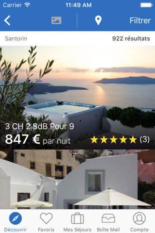 HomeAway Vacation Rentals screenshot 2