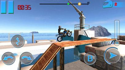 Tricky Moto Stunt Top Rider screenshot 3
