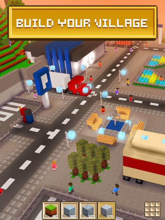 Block Craft 3D: Building Simulation Gamescreeshot 5
