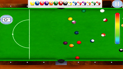 snooker pool Billiard game screenshot 4