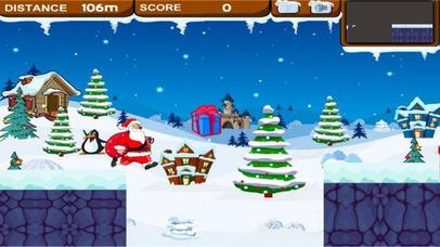 Speed Santa Running screenshot 1