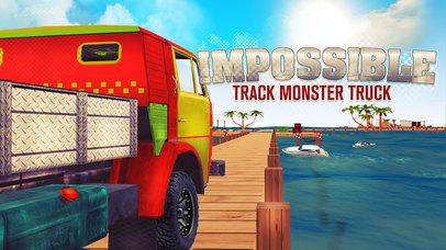 Impossible Track Truck Driver Simulator 3D screenshot 1