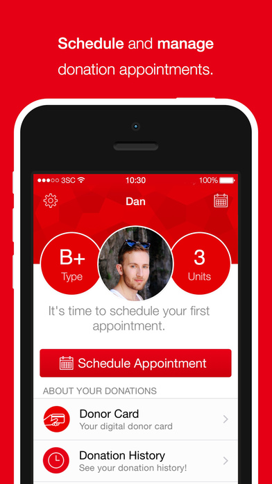 Blood Donor by American Red Cross on the App Store