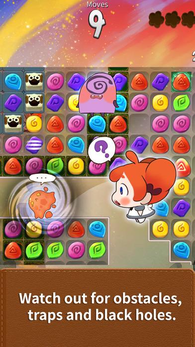 Arami Puzzventure screenshot 4