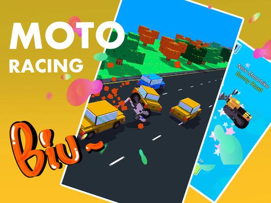 我的像素赛车:都市极速飞车游戏大全 screenshot 4