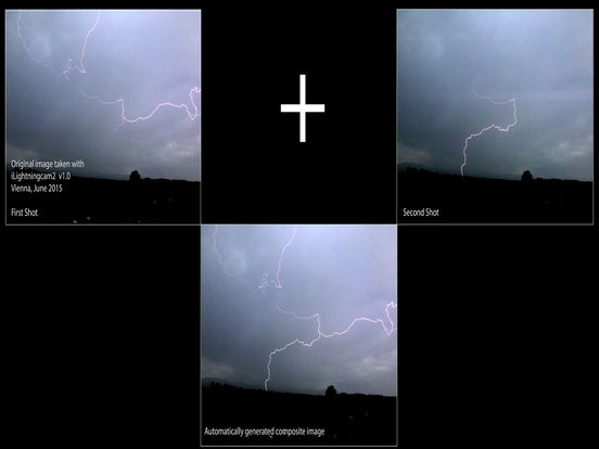 iLightningCam 2 - Lightning Strike Photography Screenshots