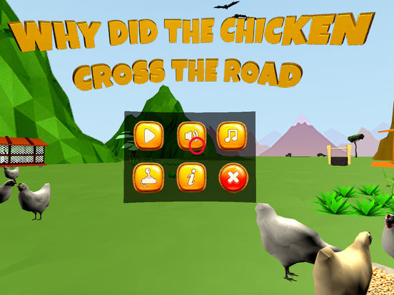 Why Did The Chicken Cross The Road VR Screenshots
