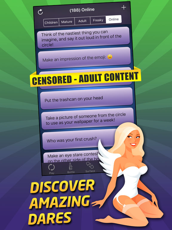 Truth Or Dare (Ad Free) Screenshots