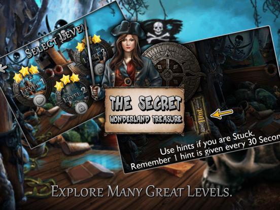 The Secret Wonderland Treasure Pro screenshot 7
