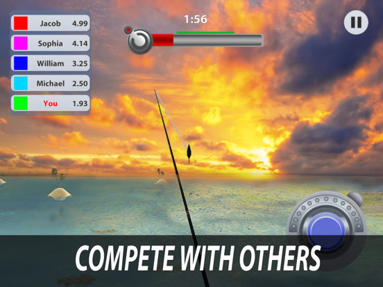 Ocean Fishing Simulator Full Screenshots