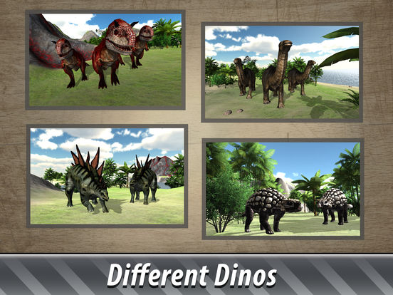Dinosaur Prehistoric Hunter Full Screenshots