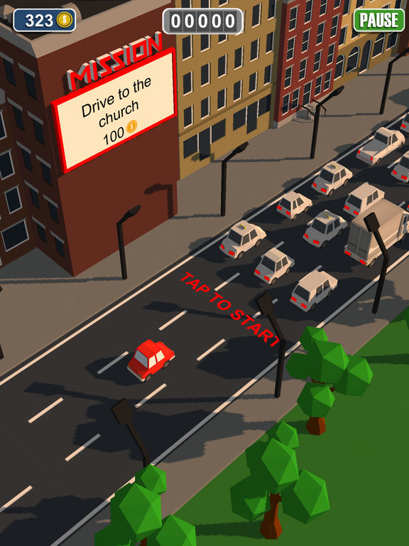 Commute: Heavy Traffic на iPad