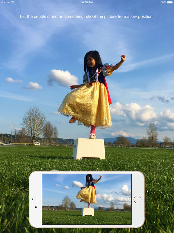 Levitagram - Levitation Photo Camera for Dummies! Screenshots