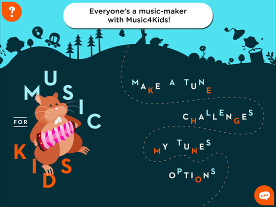 Music4Kids - Learn and compose music through play Screenshots
