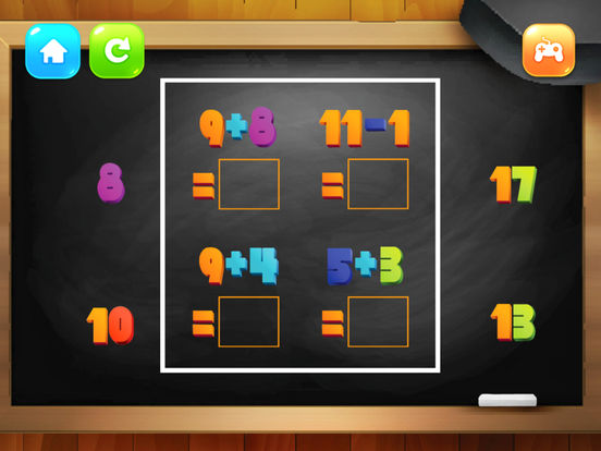 Screenshot #1 for Learn Basic Math is Fun for Kids Age 3-5