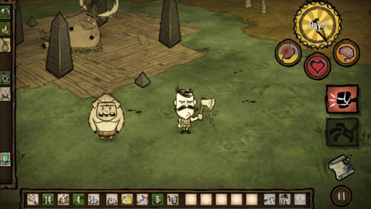 Don't Starve: Pocket Edition Screenshots