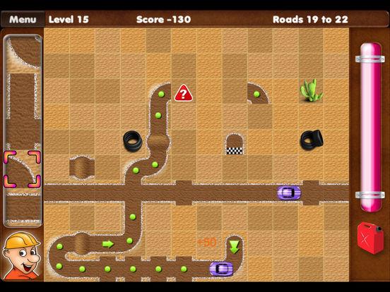 Road Construction iPad Screenshot 2