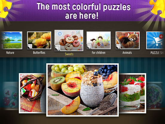 Jigsaw Puzzles World screenshot 7