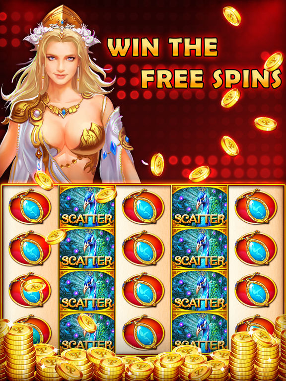 Screenshot 1 Zeus Slots — Slots Machines Free HD