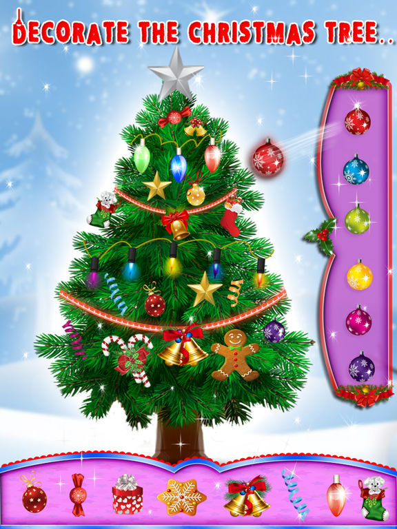 App Shopper Kids Christmas Tree Decoration Free Kids Game Games