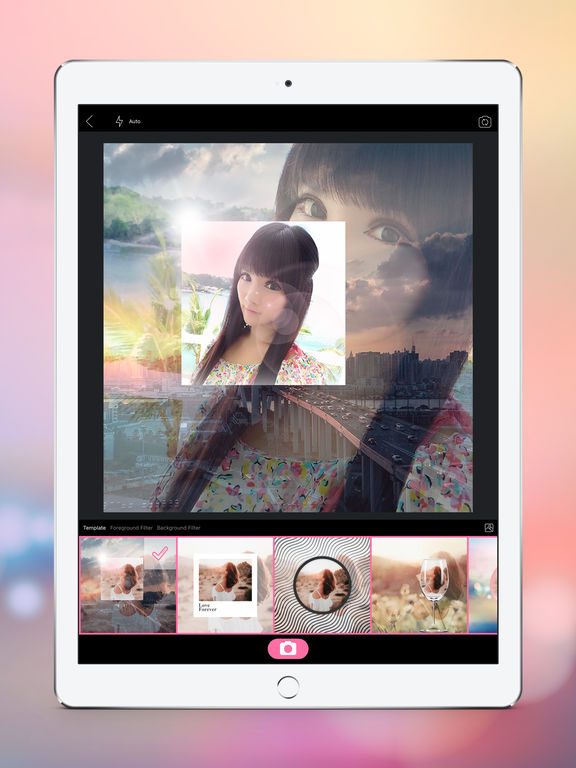 PIP Camera Pro - Pic collage & PIP Photo editor Screenshots