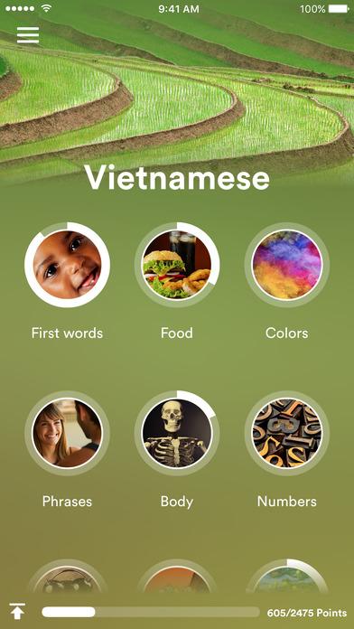 uTalk HD Vietnamese iPhone Screenshot 1