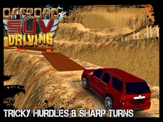 Screenshot #4 for Offroad SUV Driving & Simulator