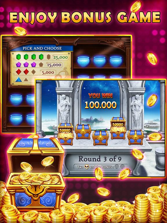 Screenshot 5 Zeus Slots — Slots Machines Free HD