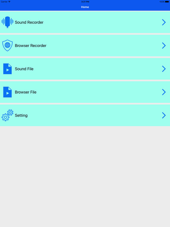 Pro Video Recorder - Easily Record Sound & Browser Screenshots