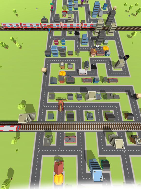 Maze Crossing screenshot 7