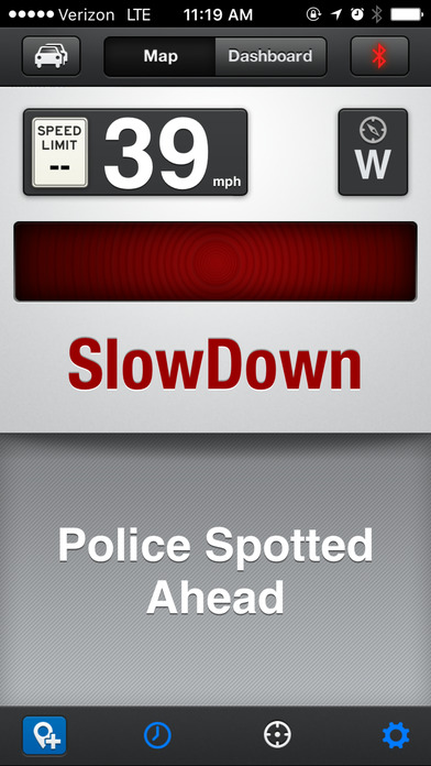 escort radar app iphone