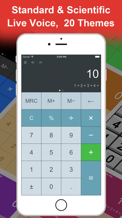 Screenshot #6 for DayCalc - Note Calculator & Unit Converter
