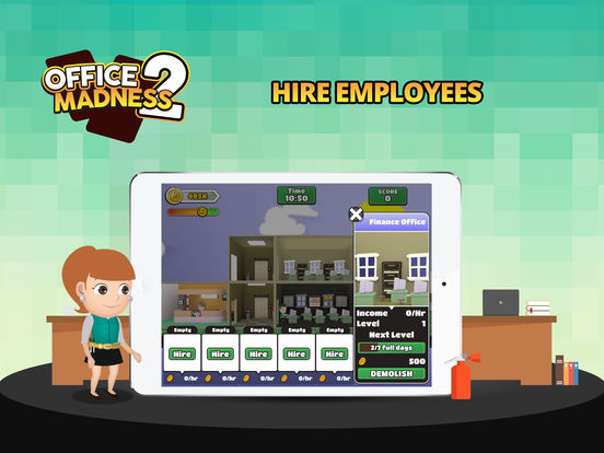 Office Madness 2: Corporation screenshot 7