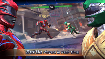 Image of Power Rangers: Legacy Wars for iPhone