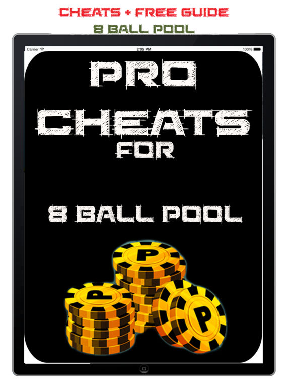Screenshots of Tool 8 Ball Pool Cheats pro for iPad