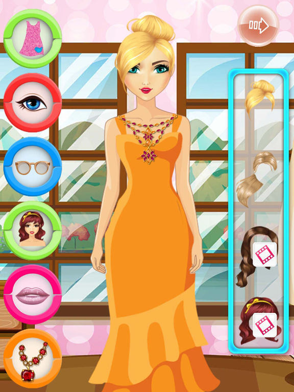 App Shopper Fashion Fever Top Model Dress Up Styling