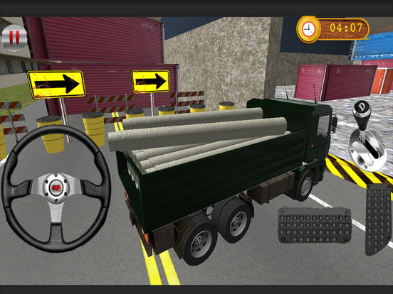 Real CargoTruck: Mega Shipment Task screenshot 5
